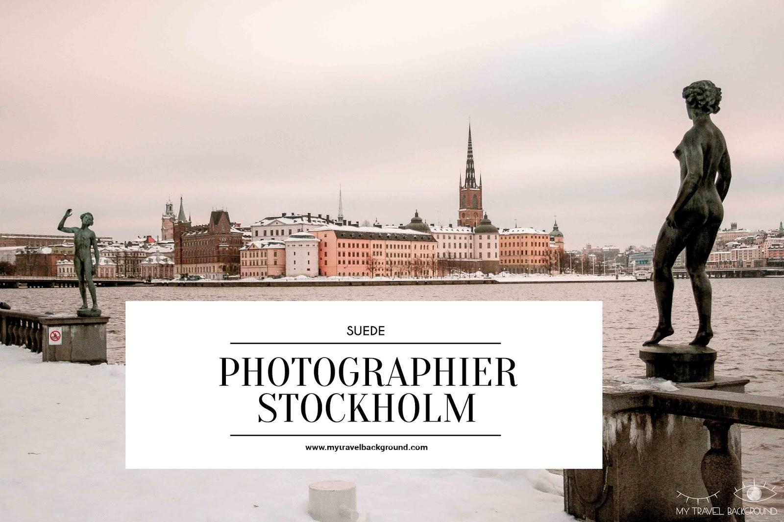 Photographier STOCKHOLM : où trouver les plus BELLES VUES ?
