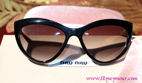 Miu Miu Cat Eye 08OS Silhouettes