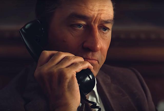 O Irlandês | Scorsese reúne De Niro, Pacino e Pesci no épico de gangster