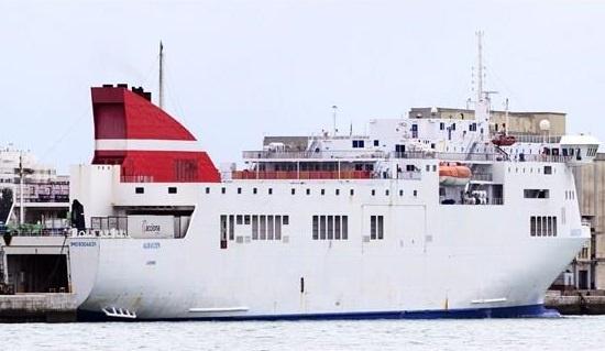 Θεσπρωτία: Κόπηκε τα συρματόσχοινο, τη στιγμή, που το πλοίο έδενε στο λιμάνι Ηγουμενίτσας