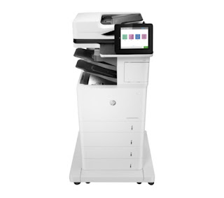 HP LaserJet Enterprise MFP M634z Driver Download, Review