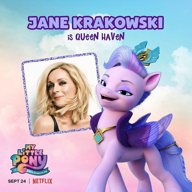 Queen Haven My Little Pony - A New Generation Jane Krakowski