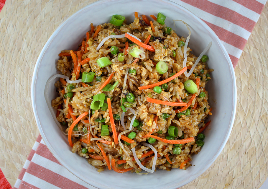 Copycat PF Chang's Fried Rice Recipe