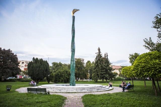 Átadták a megújult Függetlenségi parkot Újbudán