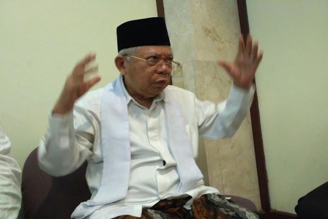 Maruf Amin Sebut Indonesia Tetap Butuh Impor