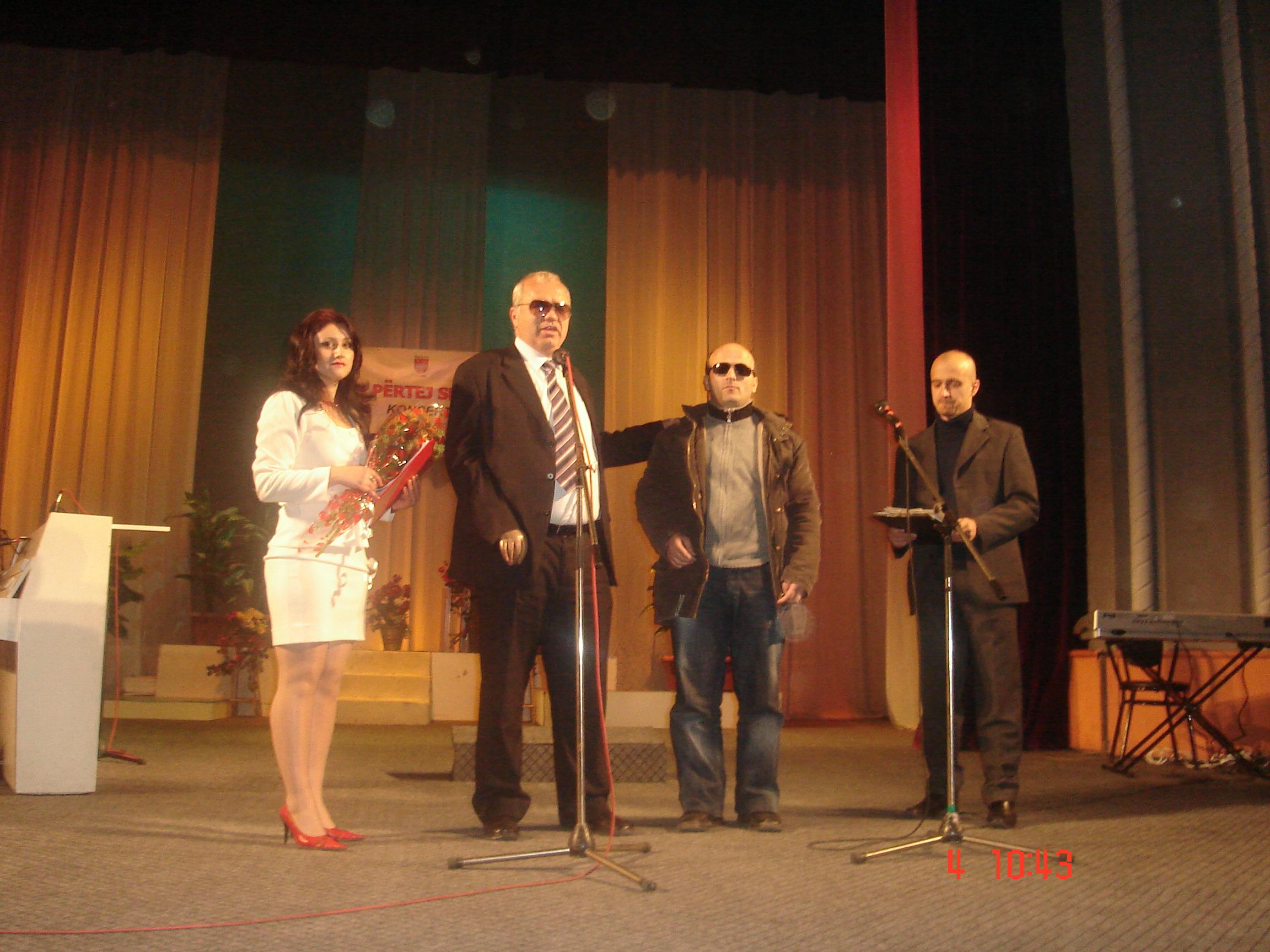 Koncert ne Shkoder foto 2