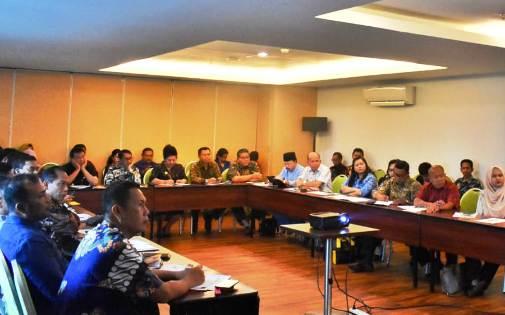 Harga Kopra Turun Secara Nasional, Pimpinan Daerah Penghasil Kelapa, Di Indonesia Gelar Pertemuan