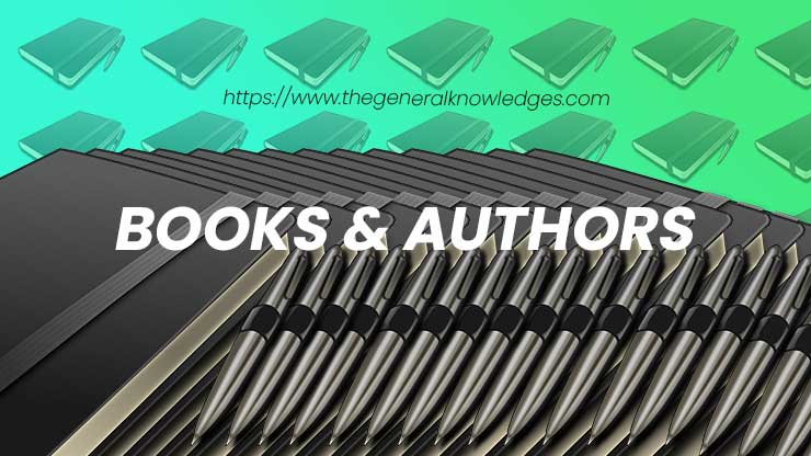 Books Name and Authors GK Questions in Hindi   Latest Books Authors