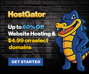 HostGator Spring Sale 2018 – 60% OFF + 4.99$ on Select Domains!