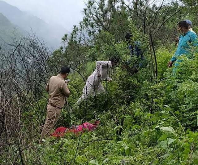 उत्तराखंड समाचार: देवप्रयाग में गुलदार ने महिला को बनाया शिकार, वन विभाग ने किया ढेर ।