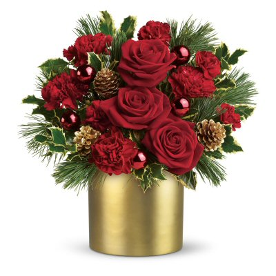 Christmas Flower Decorations Ideas.Christmas Wallpapers And Images And Photos Christmas Flower