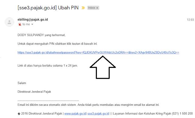Cara Mengatasi Lupa PIN SSE Pajak Versi 3 (SSE3)