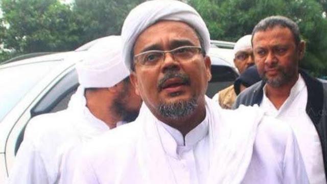 Habib Rizieq Hormati Putusan MK Tolak Gugatan Prabowo