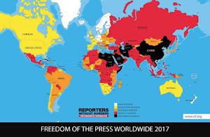 外国人「日本の報道の自由度ランキングが低いのはなんで?」(海外の反応)