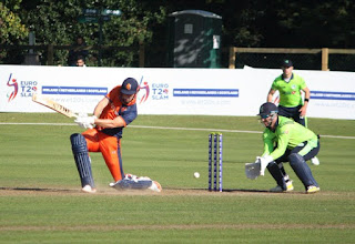 Ben Cooper 91* - Ireland vs Netherlands 4th Match Tri-Nation T20I Series 2019 Highlights