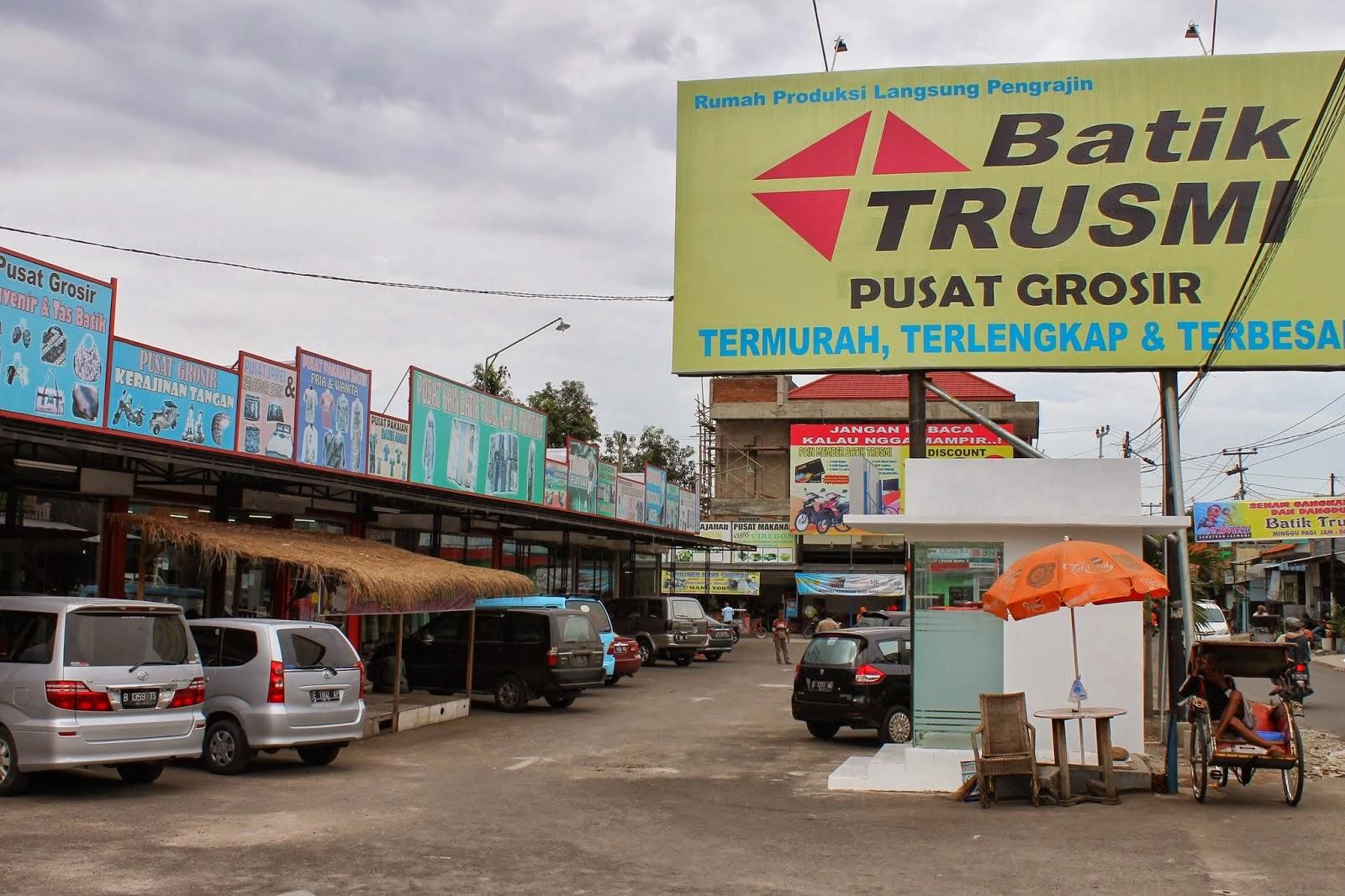 Kampung Batik Trusmi