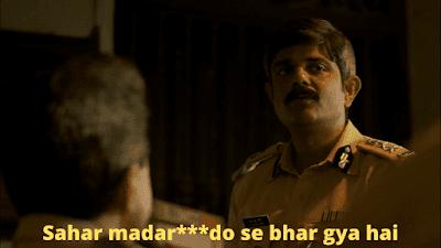 Shahar madar**do se bhar gya hai | Mirzapur Meme Templates