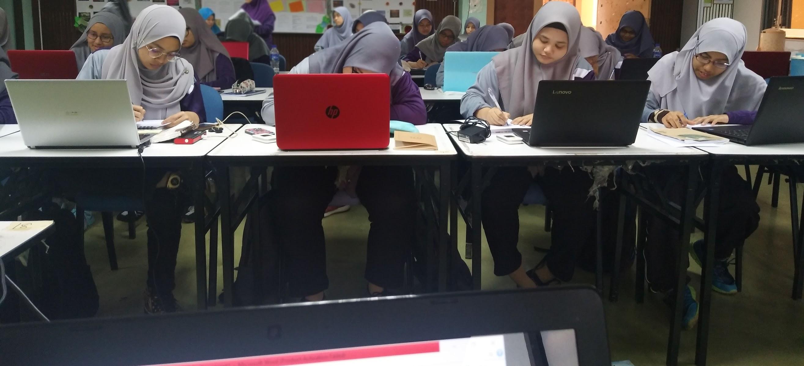 Bengkel Penulisan Akademik Di Durian Daun Melaka