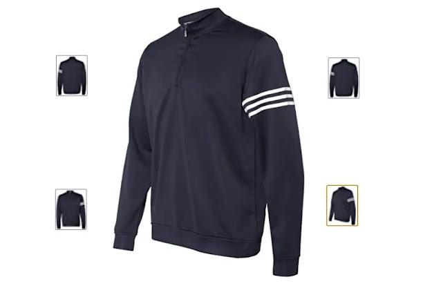 Adidas Climalite  t-shirt 3-Stripes Layering review