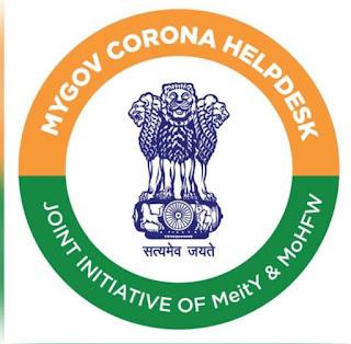 MyGo Corona Helpdesk on whatsapp