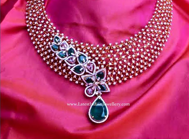 Incredible Designer Diamond Necklace
