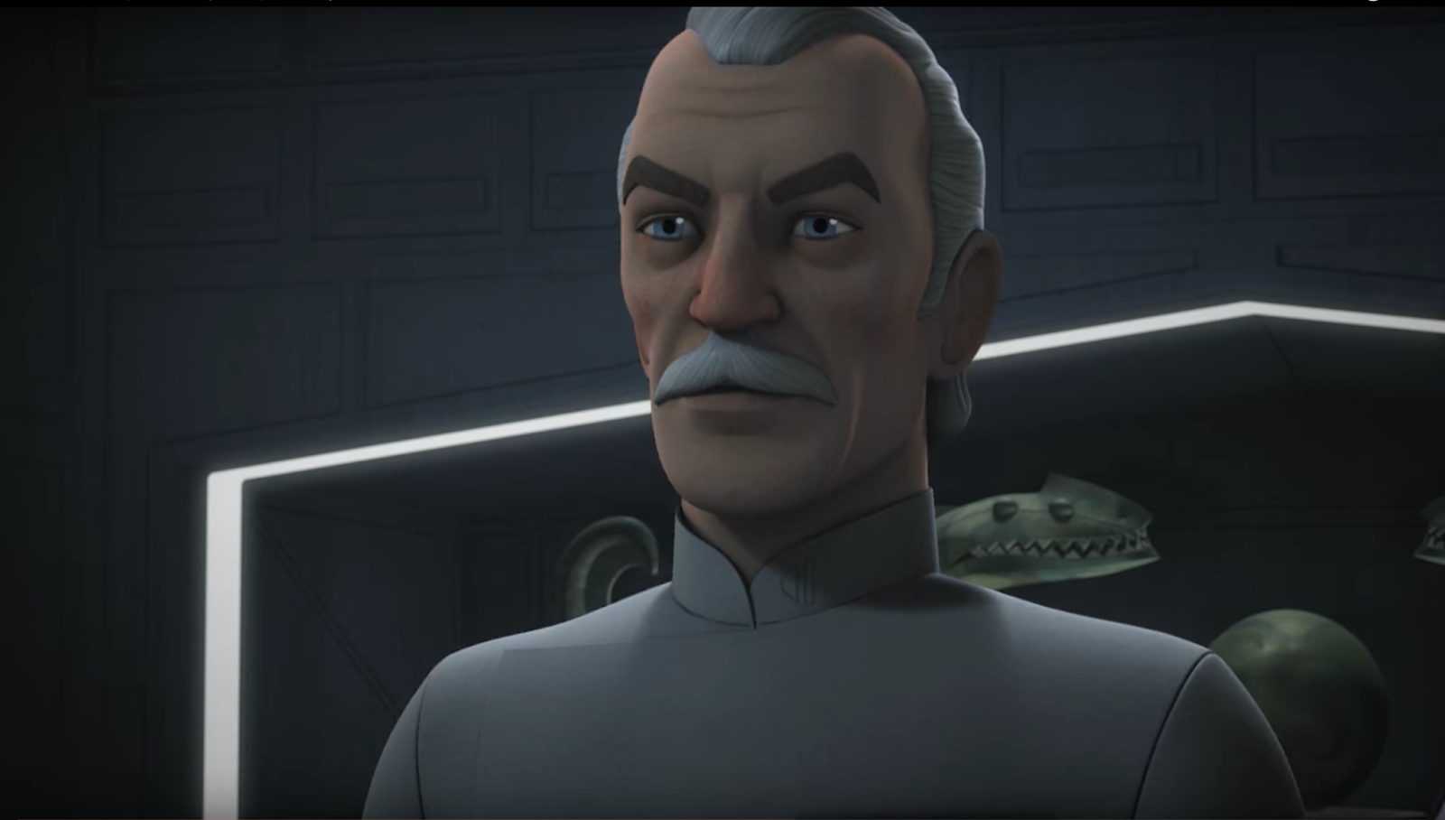 Admiral Yularen Featured in New 'Star Wars Rebels' Clip