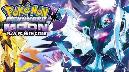 Pokemon Penumbra Moon decrypted Citra
