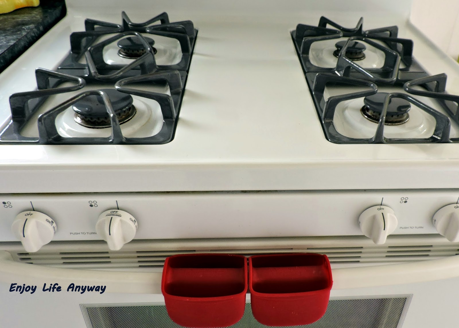 Enjoy Life Anyway The Easy Way To Clean Stove Burner