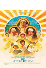 The Little Hours (2017) BRRip 1080p Latino AC3 5.1 / ingles AC3 5.1