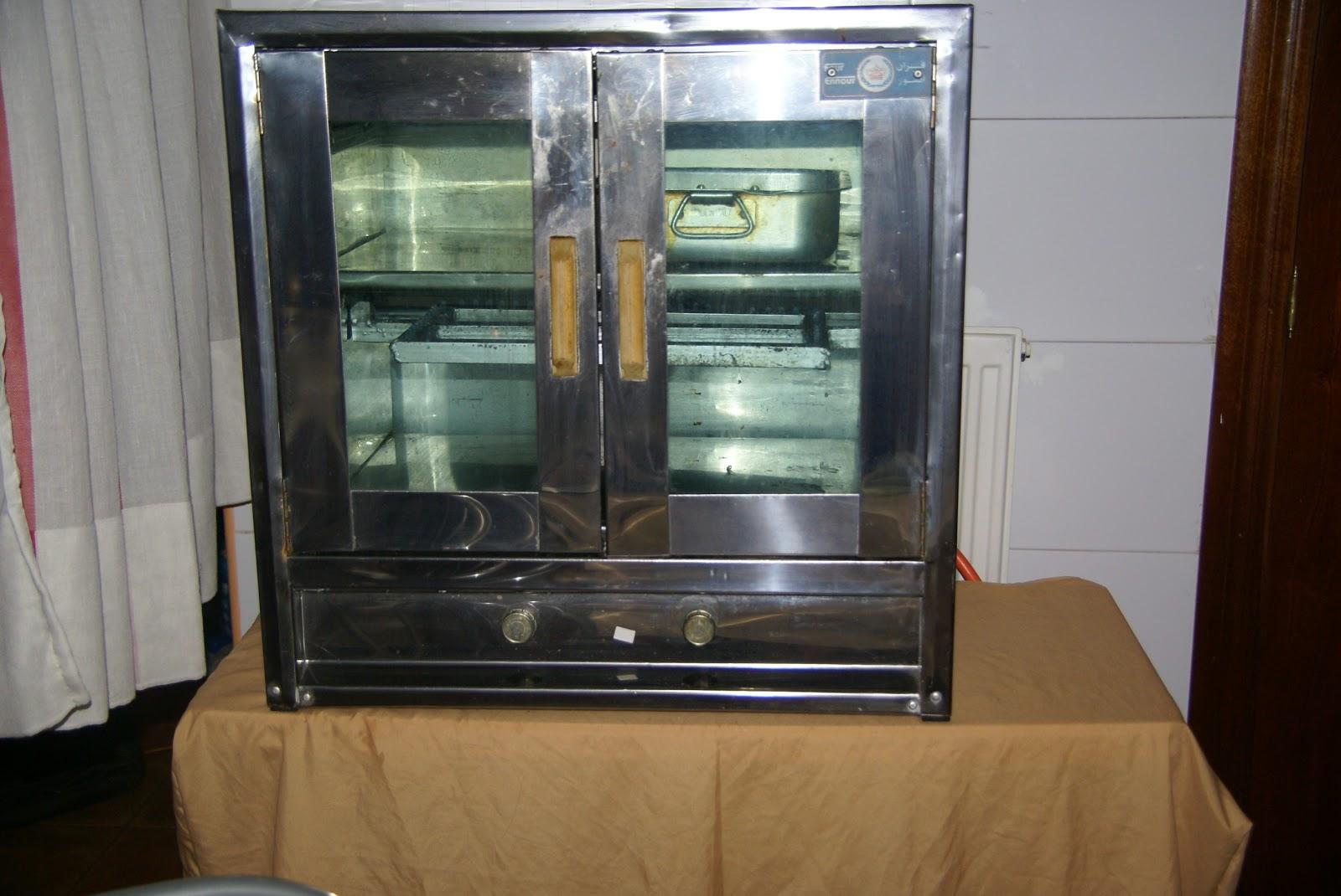 Mi horno de gas for Cocinas de gas butano sin horno