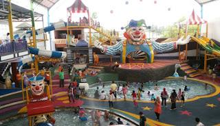 Sirkus Waterplay Jati Asih
