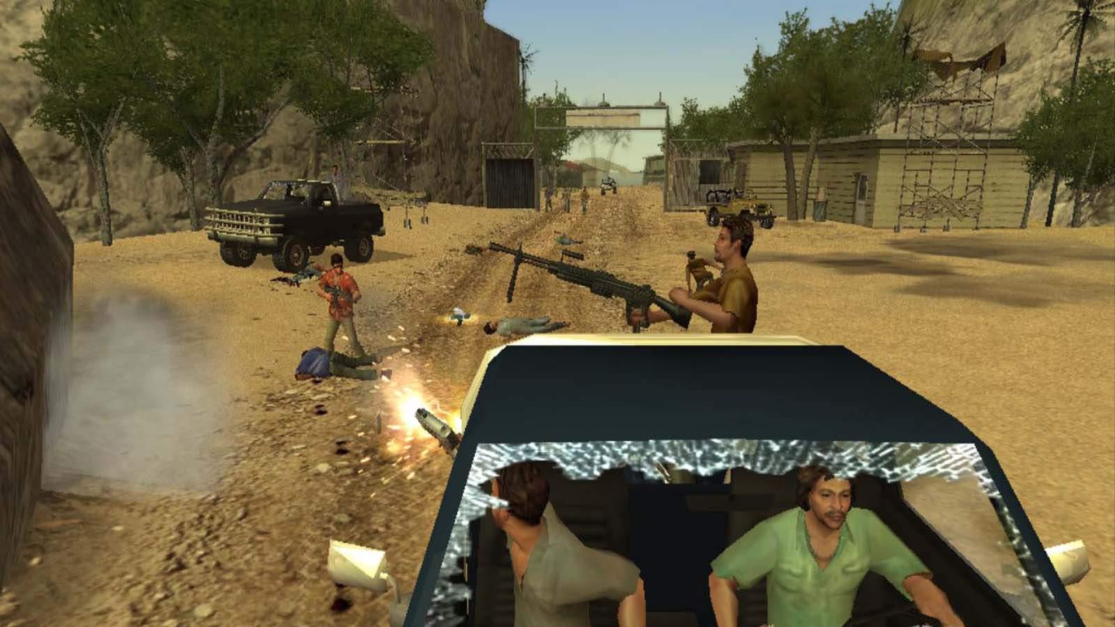 تحميل لعبة Scarface مضغوطة برابط واحد مباشر كاملة مجانا