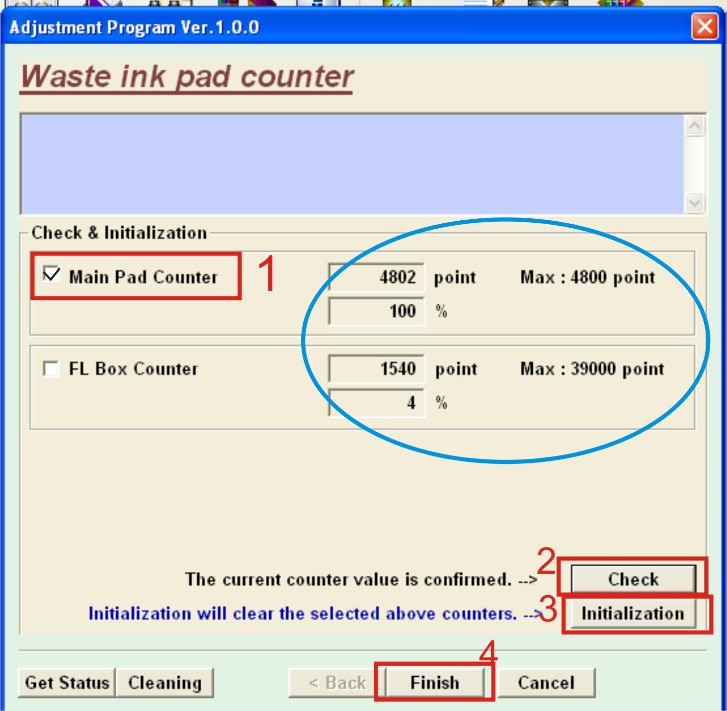 Cara Reset Dan Download Resetter Printer Epson Stylus T13