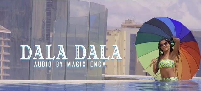 Otile Brown Ft. Ethic Entertainment - Dala Dala