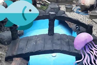 Cat Waterproof Untuk Kolam Ikan