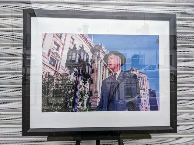 Vertigo exhibit on the Dungarvan Art Trail