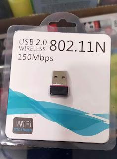 Jual USB Wifi Wireless adapter Untuk PC dan Laptop di Makassar