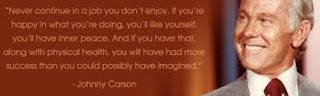 Quote, Quotes, Motivational, Inspirational, Johnny Carson
