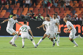 Algeria wins Africa Cup of Nation for the Second time in history