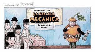 Meme de humor sobre La naranja mecánica