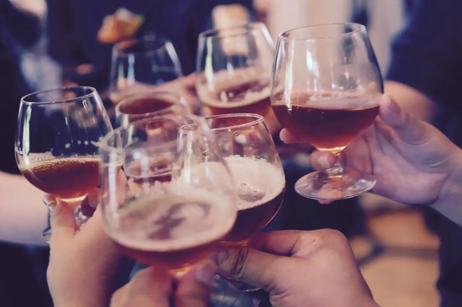 オーストラリア 飲酒