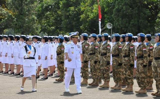 Ucapkan Selamat Hari Korps Wanita Angkatan Laut (KOWAL)