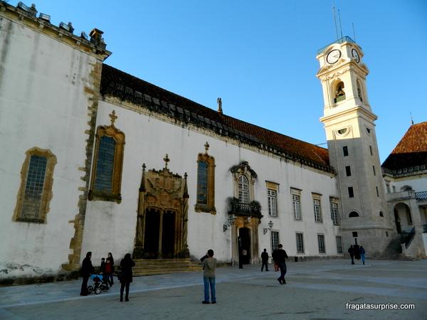 Torre do Relógio da Universidade de Coimbra