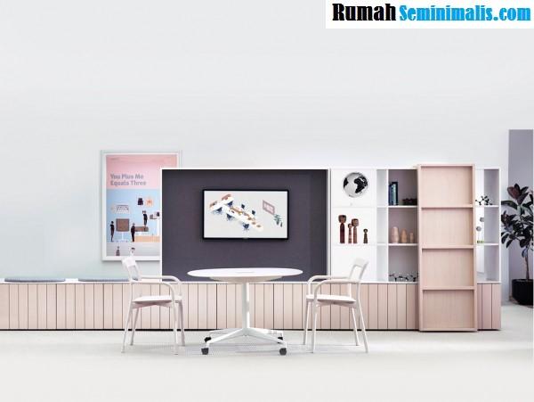 Desain Model Ruang Kantor Modern Minimalis