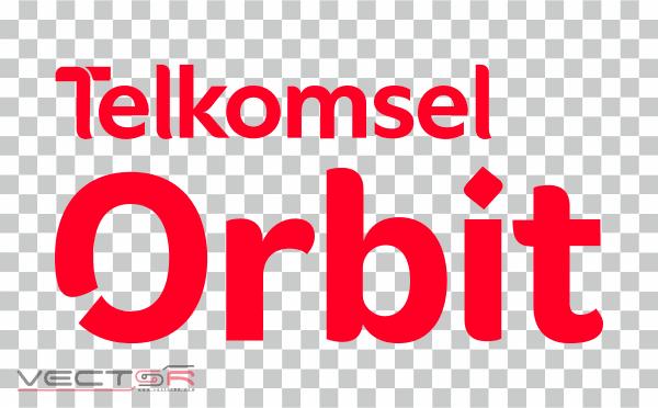 Telkomsel Orbit Logo - Download .PNG (Portable Network Graphics) Transparent Images