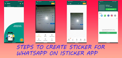 Isticlker 3 Best WhatsApp Sticker maker for Android Smartphones | WhatsApp Sticker Maker