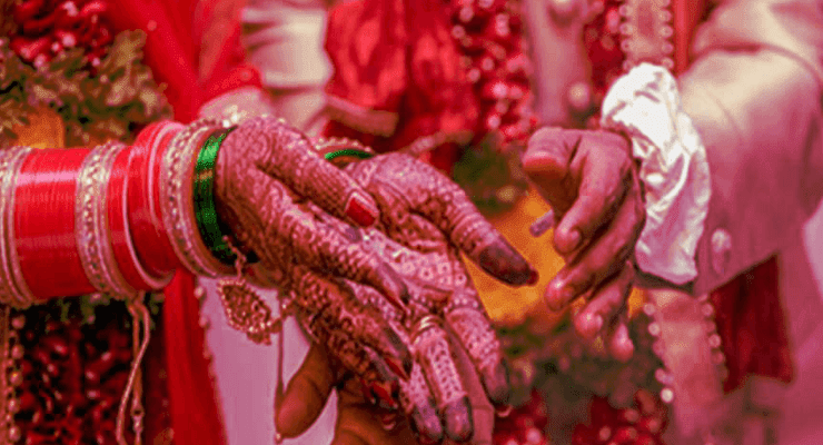 Indian Man Marries His Wife to Her Boyfriend - Things Do for Love