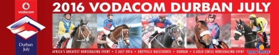 Vodacom Durban July 2016 - Greyville - Saturday 2nd July
