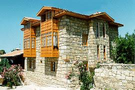 stone style house 25