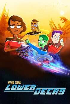 Star Trek: Lower Decks 2ª Temporada Torrent - WEB-DL 720p/1080p Legendado